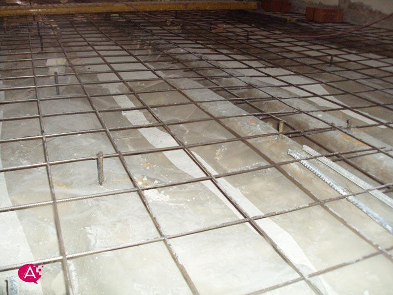 Reforma de piso en Valencia | Anclajes de Refuerzo de forjado de madera