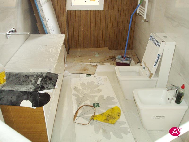 Reforma de piso en Valencia | Aparatos sanitarios