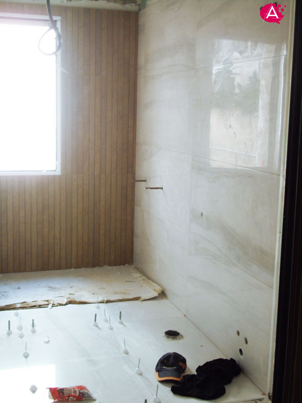 Reforma de piso en Valencia | revestimiento de baño