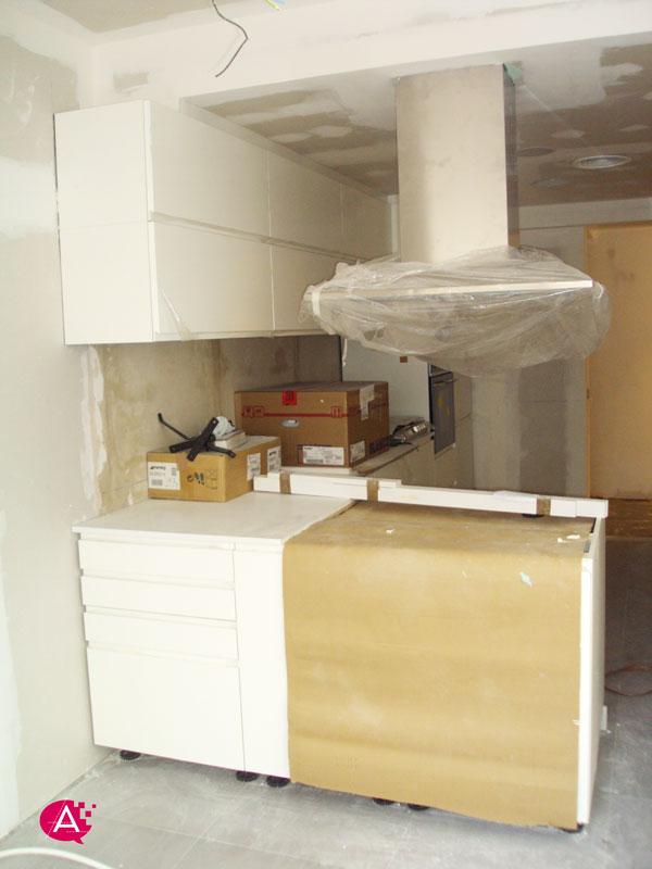 Reforma de piso en Valencia | Cocina