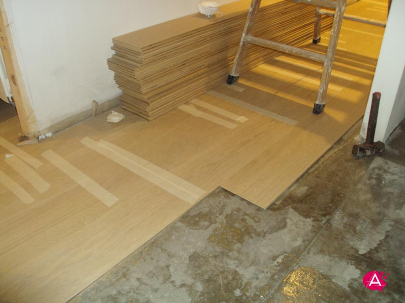Reforma de piso en Valencia | Pavimento de madera