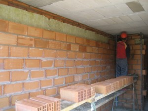 Ladrillo o pladur qu escoger alario arquitectura - Materiales para forrar paredes interiores ...