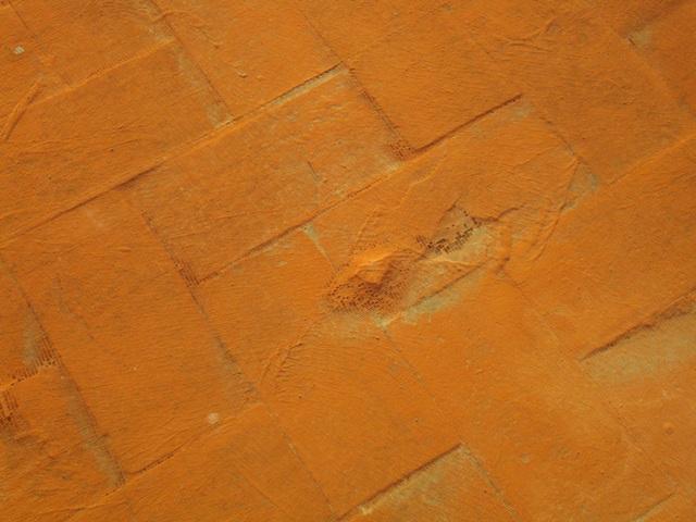 Detalle colocación malla en clorocaucho