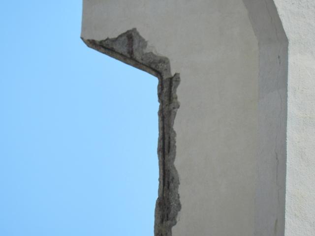 Arquitecto Técnico Paterna.  Estructura de hormigón