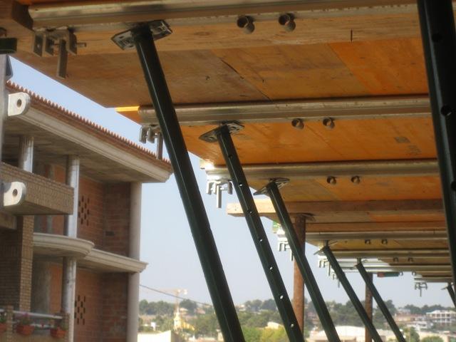 Forjados unidireccionales de Hormigón, estructura de hormigón, arquitecto Técnico Valencia, aparejador valencia, arquitecto técnico paterna, arquitecto técnico valencia