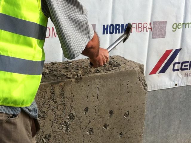 Arquitecto Técnico Paterna, Aparejador Paterna, Hormigón excavable
