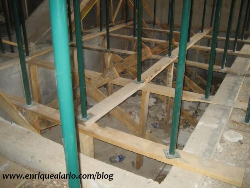 Arquitecto Técnico Valencia, Aparejador Valencia, Arquitecto Técnico Paterna, Aparejador Paterna, Apuntalamiento