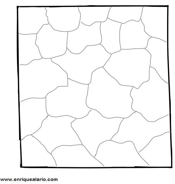 Arquitecto Técnico Valencia, Aparejador Valencia, Fisuración en Mapa