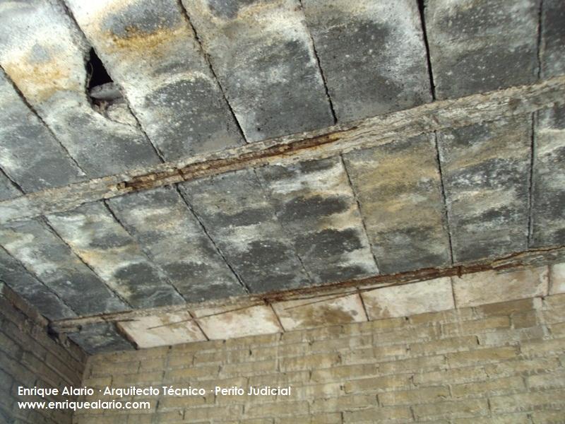 Arquitecto Técnico Valencia, Aparejador Valencia, Corrosión de Armaduras.