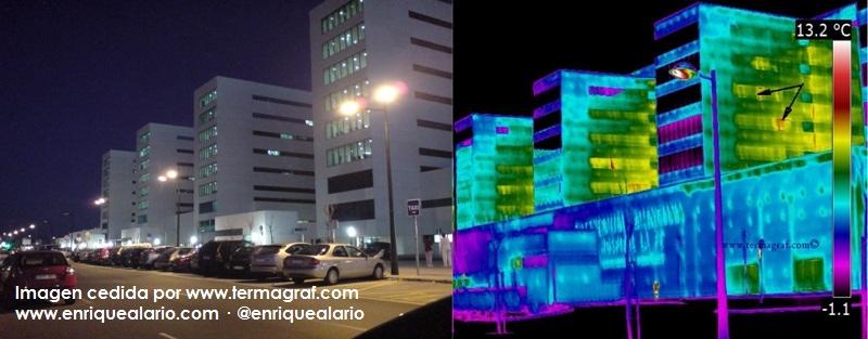 Arquitecto Técnico Valencia, Aparejador Valencia, Arquitecto Técnico Paterna, Aparejador Paterna, Termografía