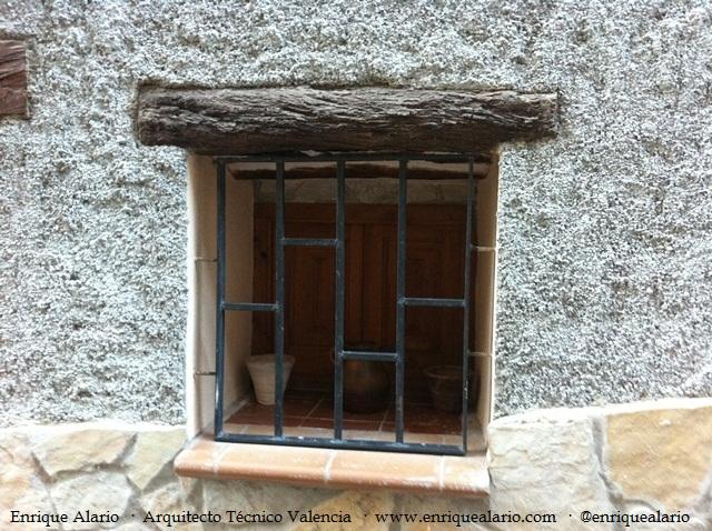 Dinteles en edificaci n elementos a menudo olvidados - Dintel de madera ...