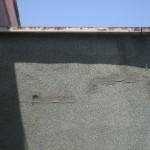 Reparación de fachada. Toma de datos