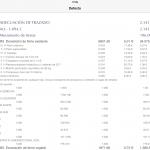 Apps de Construcción. Exportar PDF desde Midoo