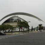 Palau de les Arts Reina Sofía de Valencia. Ciudad de las Artes y de las Ciencias