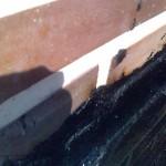 Reparación de cubiertas. Encuentro con caravista