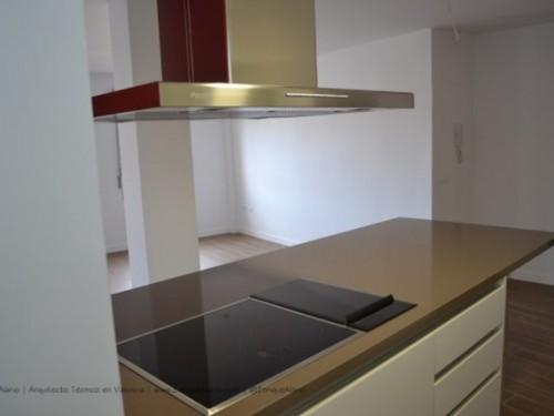 Reforma de Vivienda en Valencia | encimera de cocina