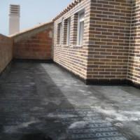 Reparación de cubiertas existentes