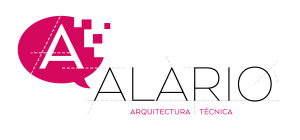 Logo Alario Arquitectura Técnica
