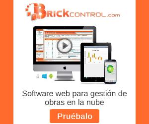 Software web para gestión de obras.  Pruebalo