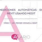 Vídeo mediciones en Revit usando Medit