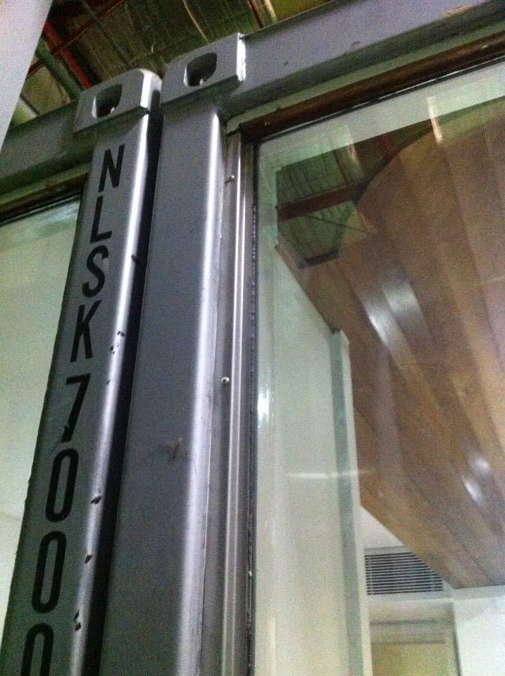 Junta de unión de ISO containers para construcción de vivienda