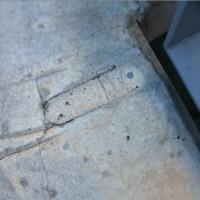 Huellas de la dejadez en la construcción