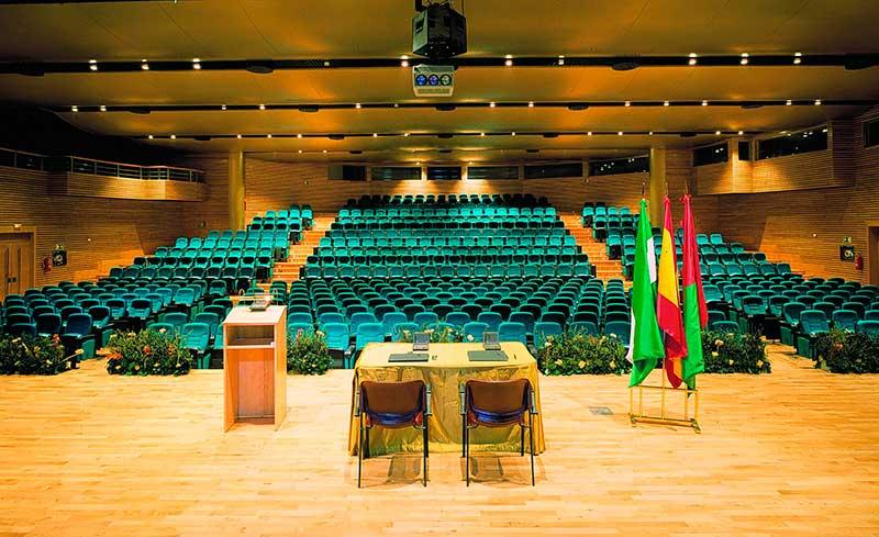Palacio de Congresos de Granada, sede de Contart 2016
