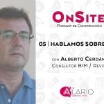 Entrevista BIM con Alberto Cerdán