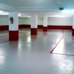Pintar pavimentos hormigón garajes Blatem