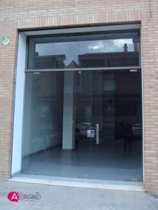 Licencia de Actividad en Valencia.  Comprobar ancho puerta de acceso