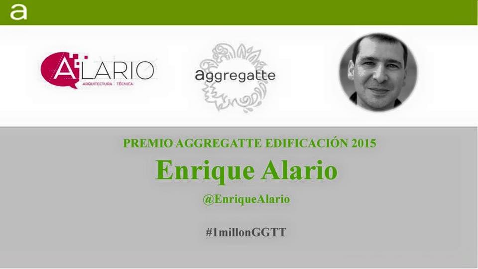 Premio Aggregatte de Edificación | Blog de Construcción