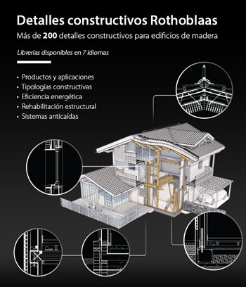 Accesorios para la construcción en madera