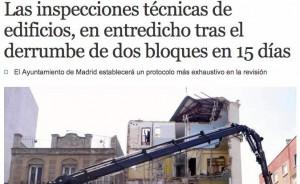 Informes Técnicos de edificios ITE