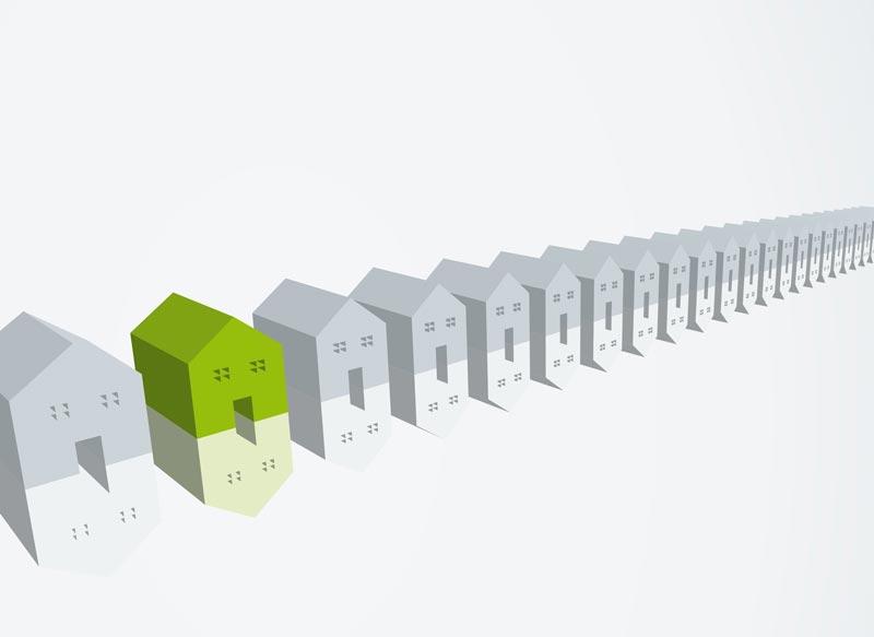 Autopromoción de vivienda | eficiencia energetica