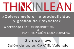 Taller Lean Construction CAAT Valencia