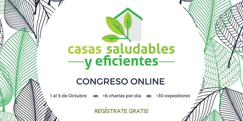 Congreso de casas saludables y eficientes