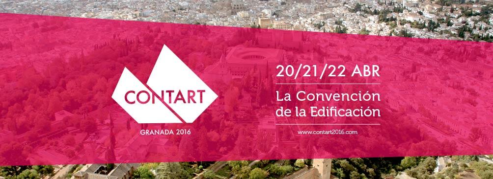 Contart 2016 Convención de Edificación