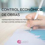 Control económico de obras