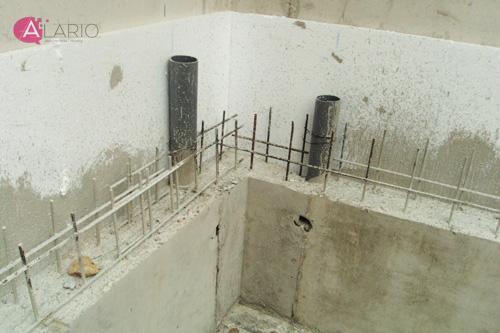 Estructura de hormig n en vivienda unifamiliar for Como solucionar problemas de condensacion en una vivienda