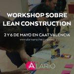 Formación Lean Construction en CAAT Valencia