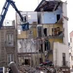 Inspección de edificios ITE y edificios caídos