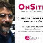 Uso de Drones en la Construcción