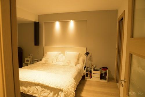 Reforma integral de vivienda en el centro de Valencia | dormitorio