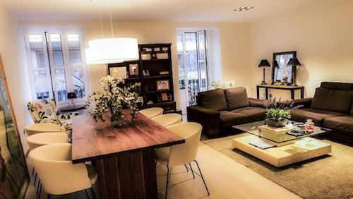 Reforma integral de vivienda en zona de ensanche de Valencia