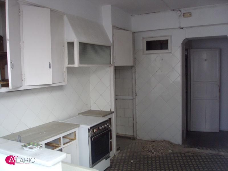 Reforma de vivienda de lujo en Valencia   Cocina original