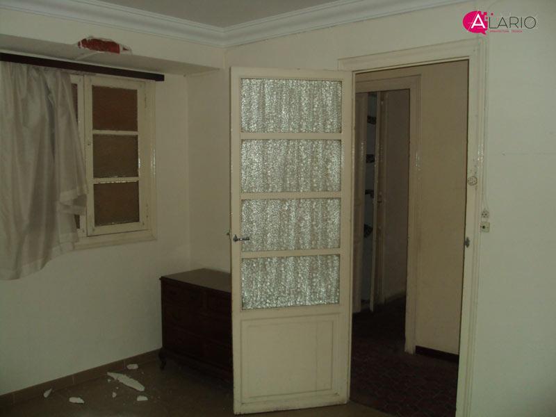 Proyecto de reforma de un piso en Valencia | habitaciones antes de la reforma