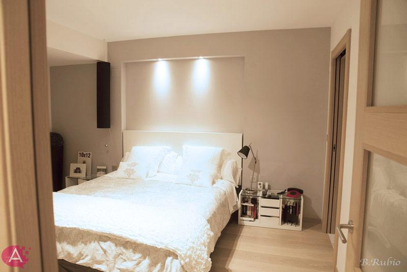 Proyecto de reforma de un piso en Valencia | Habitaciones