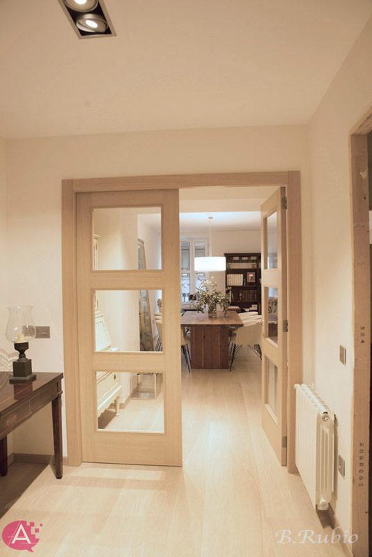 Proyecto de reforma de un piso en Valencia | Recibidor